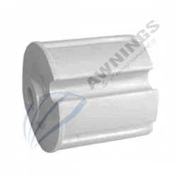 1 end plug for awning tube 70mm