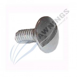 Stainless steel screw M6