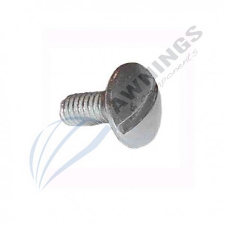 Stainless steel screw M5
