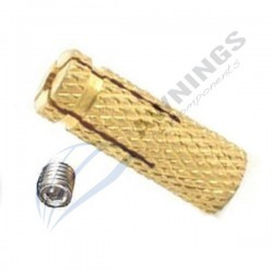 Brass Anchors M6