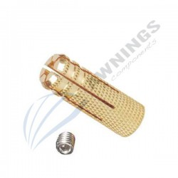 Brass Anchors M5